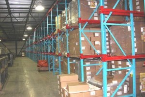 40,000 SF Distribution Center