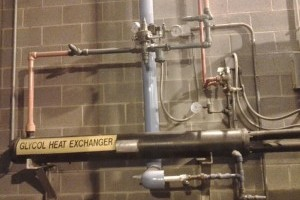 Glycol Heat Exchanger