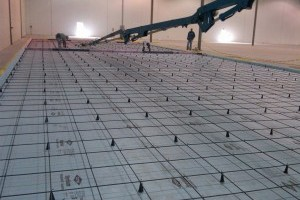 Freezer Underfloor Insulation
