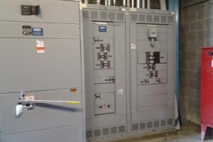 Electrical Switchgear For Distribution Center